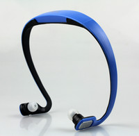 Cheap For Apple iPhone bluetooth headphone Best Bluetooth Headset 5 colors bluetooth earphone
