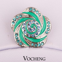 Wholesale Vocheng Noosa Jewelry Accessory Adornment Set Noosa Amsterdam Nosa Jewelry Chunk Snaps Button Vn