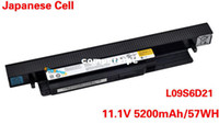 Wholesale New Genuine Laptop Battery For Lenovo IdeaPad U450 U450A U450P U550 L09S6D21 Y6309 KB3008 L09L4B21 L09S4B21 m