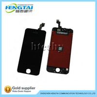 Wholesale 30 OFF LCD Display for iPhone S with Touch Screen Digitizer Full set Assembly Replacement Repair Parts For Cell Phones