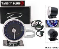 Wholesale Tansky mm cars universal meter gauge DF Link Meter ADVANCE C2 Turbo Boost Gauge kPa TK C2 TURBO