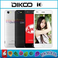 Dikoo I6 Android4. 4. 2 Smart Phone MTK6582 Quad Core 3G GPS W...