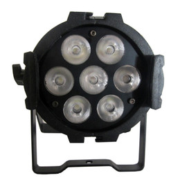 New Arrival LED Stage Light 70W Stage Lighting RGBW 4in1 Par Lamp 7x10W Super Bright Led Par Light Stage Lighting Bar Party KTV DJ Light