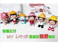 Wholesale Face doll Pirates Wang Lufei ornament and super Mario doll accessories