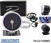 Wholesale Tansky DF Link Meter ADVANCE C2 Turbo Boost Gauge kPa Universal Have in stock TK C2 TURBO