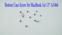 Wholesale New Bottom Case Screw Set Set for Apple MacBook Air quot A1466 NEW Bottom Case Screw Set for Apple MacBook Air quot A1466