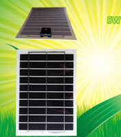 battery charger diy - 5W V flexible solar panel very thin light for outdoor Diy camping V battery and phone charger