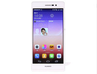 Wholesale Huawei Ascend P7 Kirin T Quad Core Inch FHD1920 P Screen Android G RAM GB ROM Bluetooth Daul SIM Smart phone