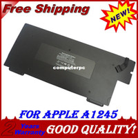 "Cheap Wholesale-407-Black Laptop battery For Apple A1245 MacBook Air 13"" A1237 A1304 MB003 MC233LL A MC234LL A MC233TA A MC233CH A MB003J A 37WH"