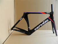 Road Bikes Carbon Fibre 3K Cervelo S5 Team VWD Road Carbon Fiber Frame+Fork+Aero Seatpost+Clamp+Headset 48 51 54 56 58cm