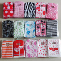 Wholesale Small plastic bag cmx15cm good quality have style Wrap Packaing case choose Party Gift Holder Wrap Packaing case