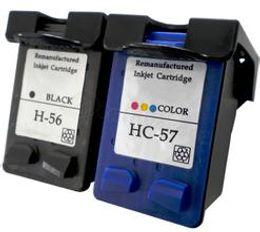 Wholesale Frete grátis conjunto compatível para HP XL XL cartucho de tinta preto e colorido para HP Deskjet D1368 D1468 D2360 D2368 D2468 impressora jato de tinta