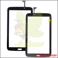 Cheap New Black Replacement Digitizer Touch Screen Glass Replacement For Samsung Galaxy Tab 3 7.0 Inch T211 Free By DHL EMS UPS Fedex 20PCS Lot
