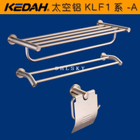 Wholesale Cody bathroom shelving space aluminum bathroom towel rack towel rack bathroom suite bathroom accessories