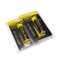 Wholesale NEW Genuine NITECORE NL183 Rechargeable Batteries Pack Li ion Protected