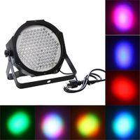 Wholesale New Arrival Stage Light LED Par Light AC V RGB LED Effect Light DMX512 CH Par Lights DMX Disco DJ Party Stage Light KTV Light