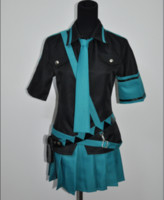 Wholesale Vocaloid Series Hatsune Miku Cosplay Costume Love is War Hatsune Miku Cosplay Costume Custom