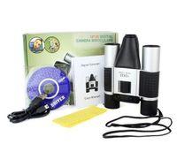 Wholesale DT08 x25 Binoculars Digital Camera Binoculars Video Recording Telescope M COMS Sensor
