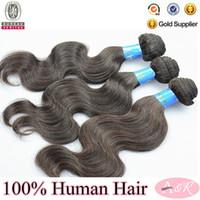 Wholesale cheap virgin remy brazilian human hair vendors