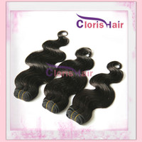 Cheap New Arrival 60g pcs Mix 4 Bundles Body Wave Virgin Brazilian Peruvian Malaysian Indian Remy Hair Weave Cheap Wavy Human Hair Extensions