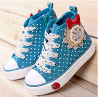 Wholesale 2014 New RestBest Selling Children Canvas Shoes kids sports sneakers for boys and girls children shoes
