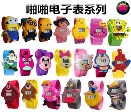 Wholesale free shinpping Shop Seiko watch cartoon children clap clap electronic watches children s favorite student