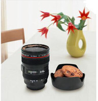 creative plastic tea cups - Caniam SLR Camera Lens Cup mm Scale Plastic Coffee Tea Cup MUG ML Creative Cups and Mugs