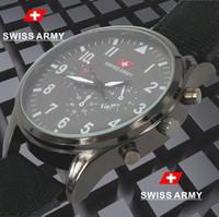 designer watches men - Luxury men s quartz watch men top brand luxury wristwatches famous name the fashion designer sport boys black Swiss army watches