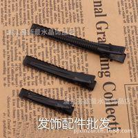 Wholesale Square clip fish head clip alligator clip DIY handmade accessories hair bow accessories