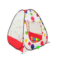 Cheap Kids Play Toys Tents, Colorpoint Child Beach Tent,Children Play Game Room, Baby Indoor & Outdoor Tent Christmas Gift