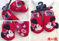 Wholesale free shpping Pisces new Toddler shoes Pure cotton baby shoes Baby toddler shoes