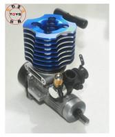 al por mayor coche buggy himoto rc-Al por mayor-407-VX18 CXP Nitro Metanol Motor 1/10 HSP Atómica Tyranno Himoto RC Car Truck Buggy