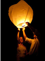 Cheap 2014Wholesale--hot100pcs sale Sky Lanterns,Wishing Lantern fire balloon Chinese Kongming lantern Wishing Lamp