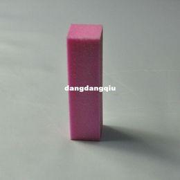 Wholesale Al por mayor Brasil manicura Nail Art Pulido Lijado Buffer Archivos Bloquear las extremidades de acrílico Min order es orden de la mezcla