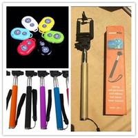 Cheap 2014 china new innovative product selfie stick camera monopod and shutter kit for photo video