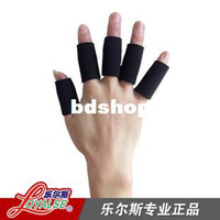 Wholesale the basketball professional fingerstall finger protective cover protective sprain Finger guard finger protection Free shippng