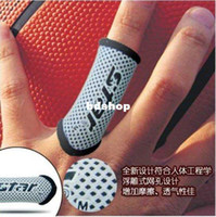 basketball finger bands - Finger Sleeve Guard Protection Support Basketball FINGER SLEEVE WRAP BANDS set