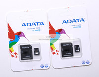 TF / Micro SD Card cheap micro sd cards - Cheap Adata GB Class Micro sd card TF Memory Card for Lenovo HTC Android Phones with Free Adapter and Blister Package High Speed