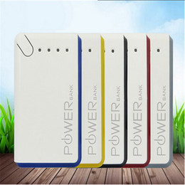 Wholesale 20000mAh New V A Mobile Power Supply USB Battery Charger Box for Iphone Cell phone MP3 MP4 days delivery