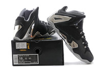 Wholesale LEBRON ELITE Basketball Shoes Top Quality Running Shoes Brand Athletic Sneakers Black Cool Men s Sports Shoes Hot Sale Walking Shoes