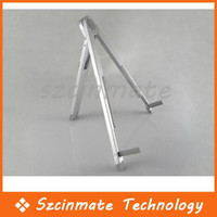 Wholesale Adjustable Portable Folding Metal Mobile Stand Holder for ipad