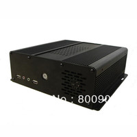 Wholesale S120 MINI ITX all aluminum Industrial Chassis Industrial Control Chassis ITX Case