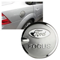 Wholesale New Ford Focus Stainless Steel Fuel Cap Tank Cover