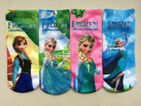 Wholesale hosiery factory direct sales children socks Frozen Cars planes Story children s socks children s socks short sock cartoon