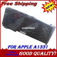"Cheap Black Laptop battery For Apple A1331 A1342 MC207 MC516 M661-5391 MacBook Pro 15"" 17"" 10.95V 63.5WH"
