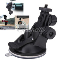 Wholesale Mini Suction Tripod Cup Mount Holder For Car Window Screen DVR DV GPS Camera Video