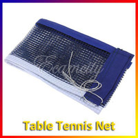 Wholesale Replacement Table Tennis Net Ping Pong Exercise Mesh x6 quot x15 cm School Club Sport