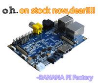 New Banana PI Same as Raspberry Pi 1GB DDR3
