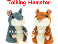 Wholesale and resale Russia Hamsters plush toy Russian Version Talking Hamster Plush Toy for Kids