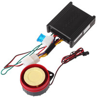 Wholesale Professional Waterproof Anti theft Car Motorcycle Security Alarm Remote Start System